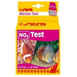 """""""Sera Nitrat-test (NO3)""""  - Tест за нитрати"""