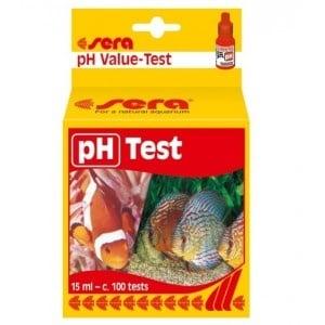 """""""Sera pH Test"""" -  Тест за измерване на pH"""