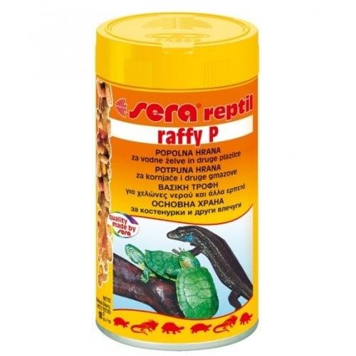 """""""Raffy P"""" - Гранулирана храна за земноводни и влечуги 100 мл"""