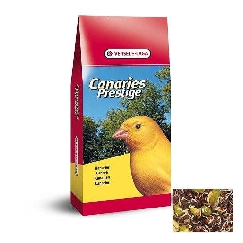 """""""Germination Seeds Canary"""" - Семена за покълване за канари"""