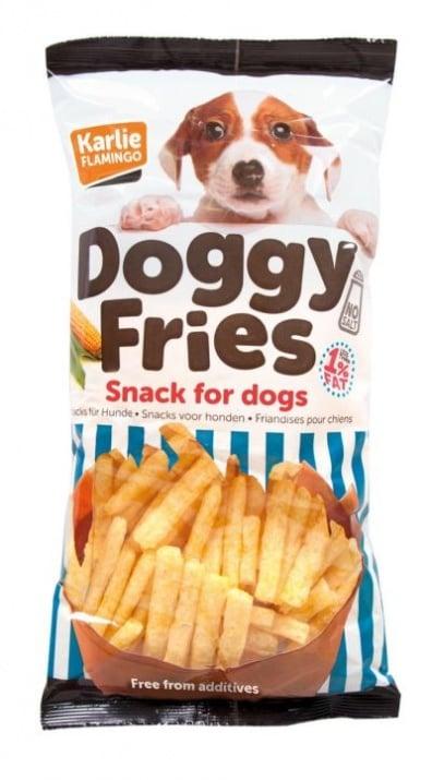 """""""Doggy Fries"""" - Картофен-снакс за кучета"""