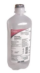 Глюкоза 5 % инфузионен разтвор
