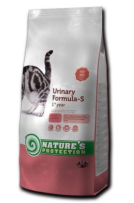 """Urinary Formula-S"" - Храна контролираща нивата на pH на урината"