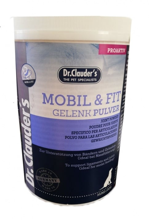 Mobil & Fit Gelenk Pulver - Хранителна добавка за кучета за стави
