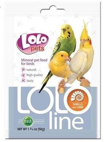 """LOLO PETS Lololine"" - Минерална храна с калций"