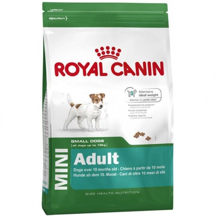 """""""Mini Adult"""" -  Храна за кучета в зряла възраст от дребни породи, над 10 месеца"""