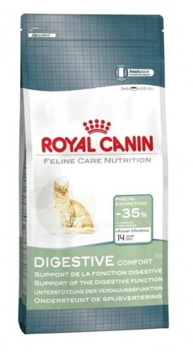 """""""Royal Canin Digestive Comfort"""" - Храна за котки с храносмилателни нарушения"""