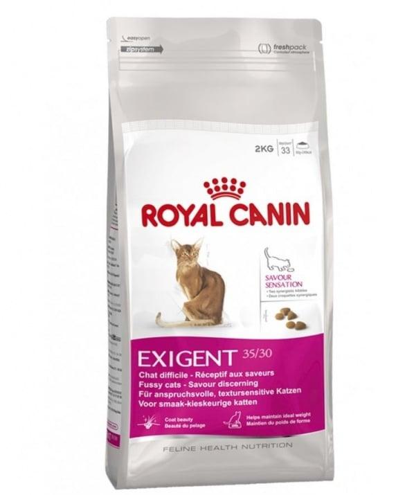 """""""Canin Exigent 35/30"""" -  Храна за много капризни котки"""