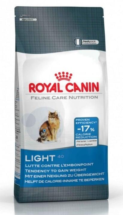 """""""Royal Canin Light"""" - Храна за котки с наднормено тегло"""
