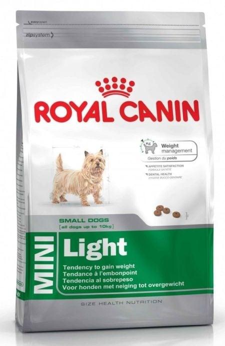 """""""Royal Canin Mini Light"""" – Храна за кучета от дребните породи"""