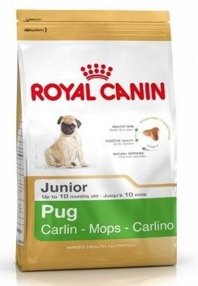 """Pug Junior"" - Храна за Мопс до 10 месеца"