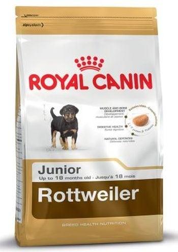 """""""Rottweiler Junior"""" - Храна за млади Ротвайлери от 2 до 18 месеца"""
