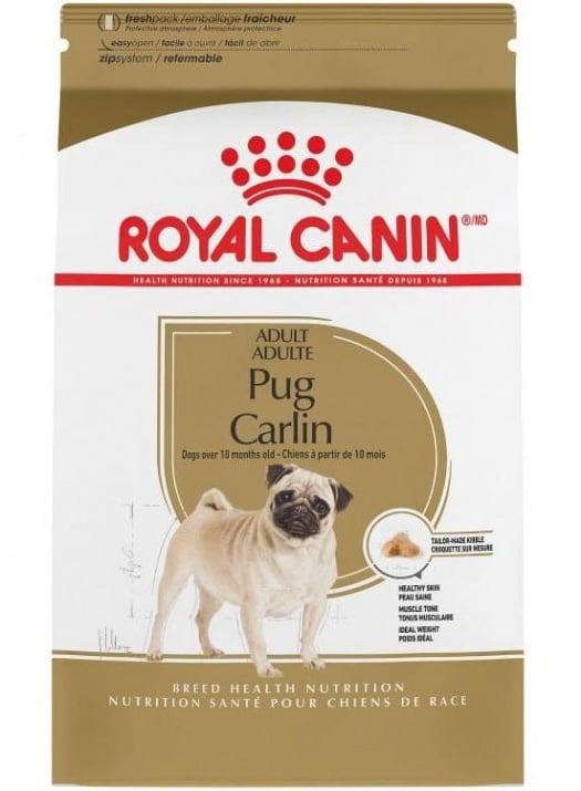 """""""Pug Adult"""" - Храна за Мопс над 10 месеца"""