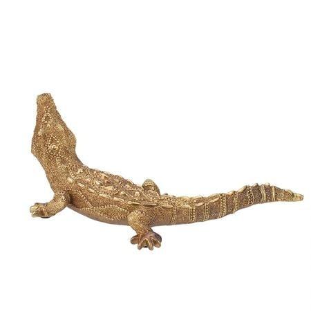 Статуетка крокодил