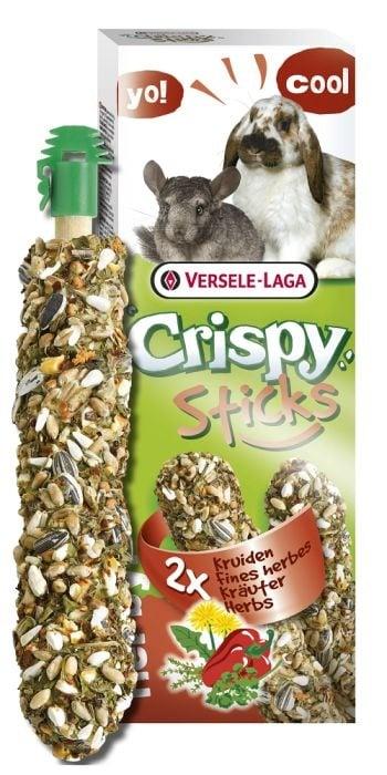 """Sticks Rabbits&Chinchillas Herbs"" - Крекер за чинчили и зайчета с билки"