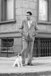 """Кучето Уги от филма """"Артистът"""" слиза от екран"""