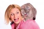Ваня Щерева и котка