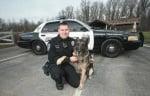 Куче и полицай