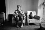Снимки на Дейвид Бауи с животни