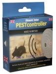 Уред с ултразвук за прогонване на мишки и плъхове, PEST CONTROLER, 92 кв.м.