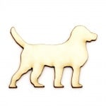 Куче от бирен картон 35x47x1 мм -2 броя
