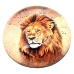 Преспапие - лъв, 9 см.