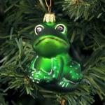 Играчка жаба