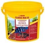 """Cichlid Red XL"" - Основна храна за големи месоядни цихли"