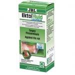 JBL Ektol fluid Plus 125 -100ml - Срещу загниване и други повърхностни бактериални инфекции по сладководни аквариумни риби - 100мл