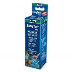JBL EasyTest 6 in 1 - Бърз тест за изследване на 6 показателя на водата - pH, KH, GH, NO2, NO3, CL2 - 50бр ленти за всеки показател