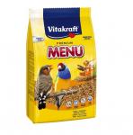 Храна за финки и екзотични птички Vitakraft Premium Menu Exotis, 500гр