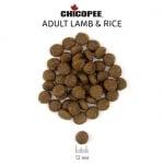 Храна за кучета Chicopee Classic Nature Adult над 12 месеца с агне и ориз - 2.00кг, 15.00кг