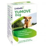 YuMOVE Dog - Овкусени таблетки за стави с екстракт от зеленоуста мида - три разфасовки