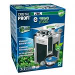 JBL CristalProfi e702 greenline - Енергоспeстяващ външен филтър за аквариуми от 60 до 200 л