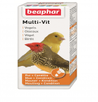 Beaphar Bird Vitamin 20мл - мултивитамини за декоративни птици