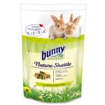 Храна за зайчета след 6-ия месец - bunny BASIC 750 g + Nature Shuttle 600 g