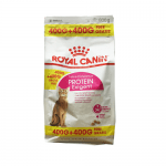 Royal Canin Exigent Protein 400+400 гр. - Лесно усвоима суха храна за чувствителни котки със специален състав от протеини, мазнини и въглехидрати
