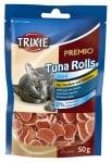 """""""Premio Tuna Rolls"""" - Лакомство за котки"""