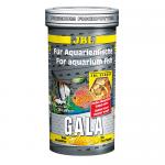 """JBL Gala 100мл; 250мл; 5.5литра- Основна храна за декоративни рибки, клас """"Premium"""" – люспи. Съдържа сепия, чесън и спирулина"""
