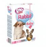 LOLO PETS Храна за Бебе заек (до 3 месеца) 400 гр
