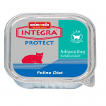 Integra Protect Obesty, 100гр -пастет  за котки с наднормено тегло