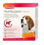 Желирани капсули за кучета Beaphar NutriSupport Senior Dog за възрастни за имунна система, 12бр