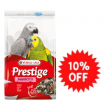 Versele-Laga Standard Parrots - пълноценна храна за големи папагали - 1.00кг; 3.00кг; 15.00кг; 20.00кг