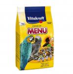Храна за големи папагали Vitakraft Premium Menu, 1.00кг