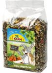 JR Farm супер храна за гризачи е висококачествен микс за всички гризачи, особено за мини зайци и морски свинчета - 1.00кг