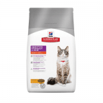 """Hill`s Science Pla Feline Adult Sensitive Stomach & Skin"" - Храна за котки над 1 година"