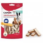Лакомство за куче Camon меки хапки с месо 80гр - различни вкусове