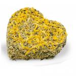 Допълнителна храна за всички гризачи - Grainless сърца с много билки и зеленчуци 90gr