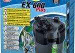 """""""Tetratec EX filter EX 600 plus"""" - Външен филтър за аквариуми до 120 л."""