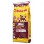 Josera Festival - храна за израснали капризни кучета 15кг